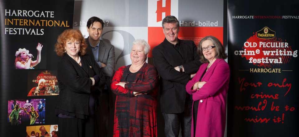 Harrogate Crime Writing Festival 2013